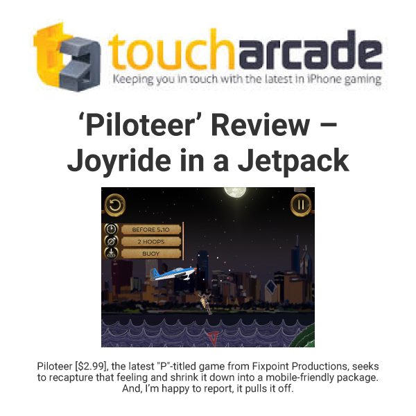 TouchArcade-Piloteer